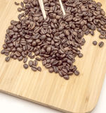 naturligt kaffe arkivfoton