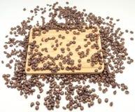 naturligt kaffe royaltyfri fotografi