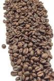 naturligt kaffe royaltyfria bilder