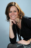 Naturligt kvinna fotografering för bildbyråer