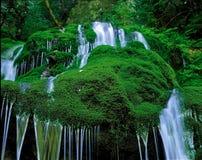 naturligt landskap Royaltyfri Fotografi