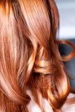 naturligt lockigt hår arkivbilder