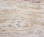 Naturlig beige marmor. Royaltyfri Bild