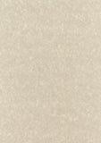 Naturligt pergament återanvänd pappers- textur royaltyfri fotografi