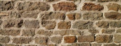 Naturligt stenmurverk Royaltyfri Fotografi