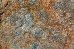 Naturligt vagga textur Royaltyfri Bild