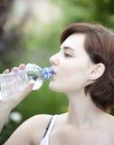 Naturligt vatten royaltyfri foto