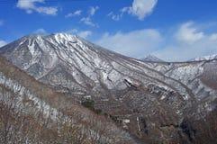 Naturområde, Nikko Royaltyfri Foto