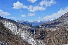 Naturområde, Nikko Royaltyfria Foton