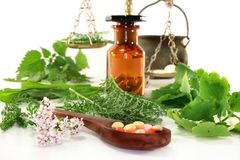 Naturopathy Royalty Free Stock Photo