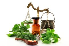 Naturopathy Royalty Free Stock Image