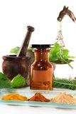 Naturopathy Royalty Free Stock Photography