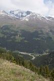 Naturpark Adamello Brenta Stockfoto