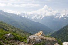 Naturpark Adamello Brenta Lizenzfreies Stockfoto