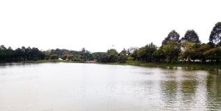 Naturpark-Panorama Stockbilder