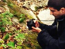 Naturphotograph Stockbilder