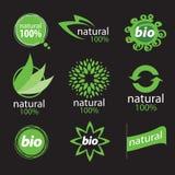 Logozusätze Stockfotos