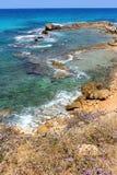 Naturreservat Achziv im West-Galiläa, Israel Stockfoto