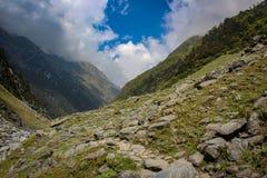 Naturskönhet av Himachal Pradesh, Indien royaltyfria foton