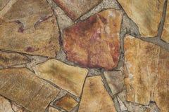 Naturstein, der Muster pflastert Stockbilder