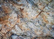 Natursteinbeschaffenheit, Felsentapete stockbild