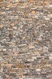 Natursteinwandbeschaffenheit - Hintergrund lizenzfreie stockfotografie