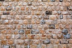 Natursteinwandbeschaffenheit - Hintergrund stockfoto