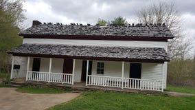 Naturszene Tennessee Seviervilles Pigeon Forge Gatlinburg rauchige Berge Cades-Bucht Ost-ursprüngliche Lizenzfreies Stockfoto