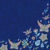 Naturvårbakgrund Royaltyfria Bilder