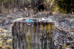 Naturverschmutzung stockfotos