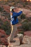 natury fotografa kobieta Fotografia Stock