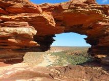 Natury Kalbarri Nadokienny park narodowy Obraz Royalty Free