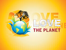 natury planeta Obraz Royalty Free
