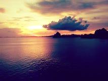 natury słońca set Obraz Stock
