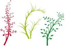 natury wiosna wektor royalty ilustracja