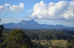 Natuurlijk Australisch landschap Royalty-vrije Stock Afbeeldingen