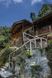 Natuurlijk Forest Resort royalty-vrije stock foto