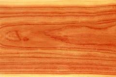 Natuurlijk gekleurd houten hout Royalty-vrije Stock Afbeelding