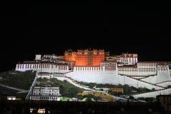 Natuurlijk Landschap van Tibetaans Plateau royalty-vrije stock afbeeldingen