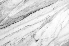 Natuurlijk marmer genoemd Bianco Statuario-steentextuur, marmeren textuur stock fotografie
