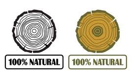 natuurlijke 100% Royalty-vrije Stock Afbeelding
