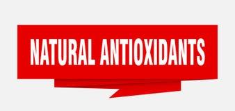 Natuurlijke anti-oxyderend stock illustratie