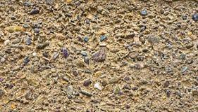 Natuurlijke baksteen en steenmuurtextuur stock fotografie