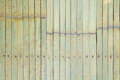 Natuurlijke bamboeachtergrond Royalty-vrije Stock Afbeelding