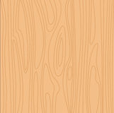 Natuurlijke beige houten achtergrond royalty-vrije illustratie
