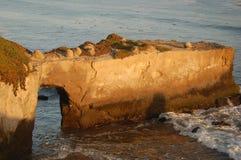 Natuurlijke brug Stock Afbeeldingen