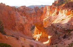 Natuurlijke Brug Bryce National Park Royalty-vrije Stock Afbeeldingen
