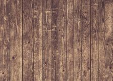 Natuurlijke bruine schuur houten muur Van de achtergrond muurtextuur patroon stock foto's