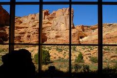Natuurlijke Canyonlands stock fotografie