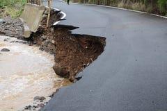 Natuurlijke catastrofe stock foto